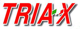 Логотип TRIAX