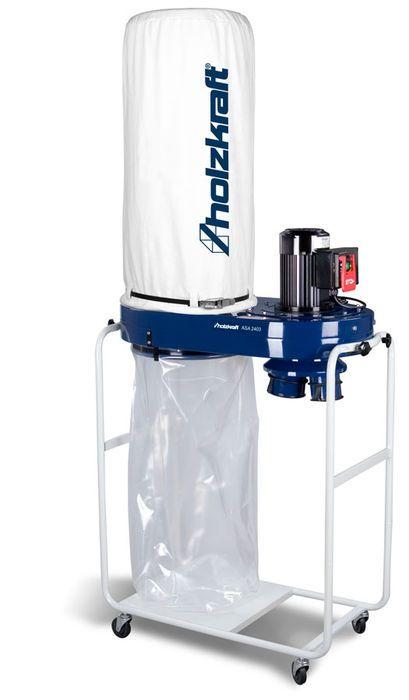 Стружкопылесос (аспирационная установка holzkraft asa 2401 asa 2403