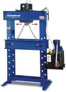 Пресс гидравлический Metallkraft WPP 60MBK