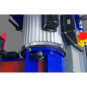 Комбинированный шлифовальный станок holzkraft bts 200 5
