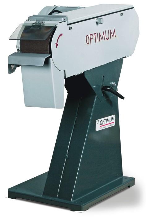 Ленточно-шлифовальный станок по металлу Opti BSM 75 / BSM 150