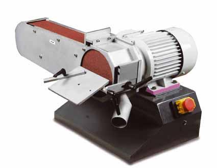 Ленточно-шлифовальный станок по металлу OPTIgrind DBS 75