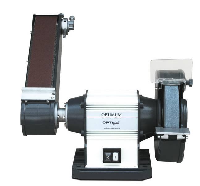 Ленточно-шлифовальный станок по металлу OPTIgrind GU 20S / GU 25S