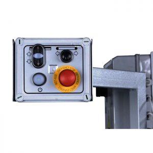 Ленточный шлифовальный станок holzkraft lbsm 2505 ese 3