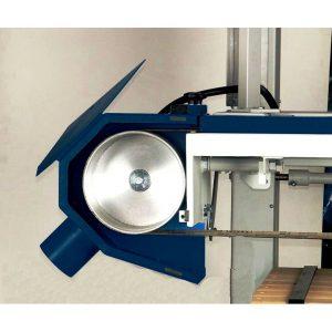 Ленточный шлифовальный станок holzkraft lbsm 3005 ese 6