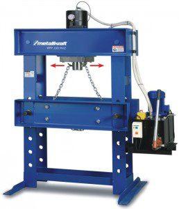 Гидравлический пресс Metallkraft WPP 100MBK