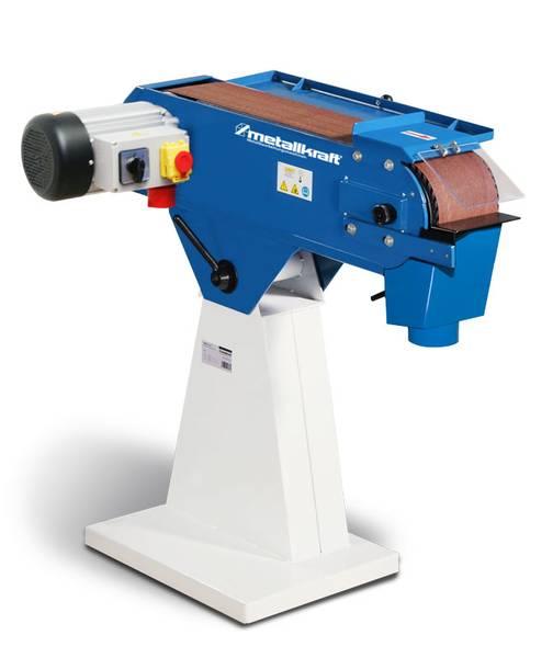 Шлифовальный станок по металлу MBSM 150-200-2