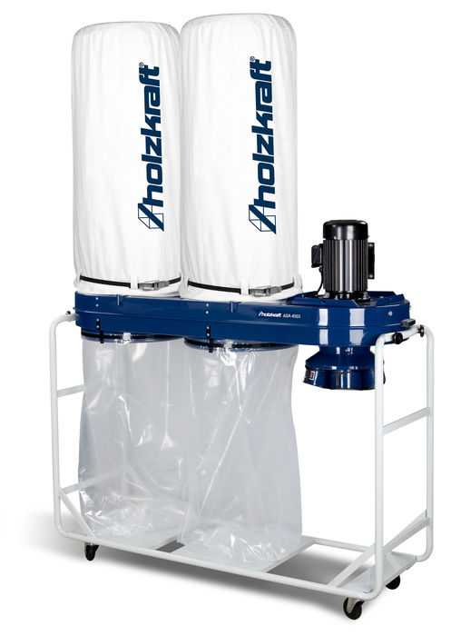 Стружкопылесос (аспирационная установка) holzkraft asa 4003